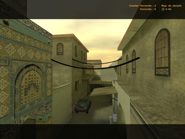 «de_karachi» для CS 1.6