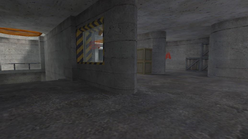 «de_kd» для CS 1.6