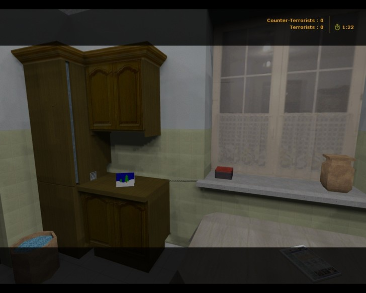 «de_kuchnia4us» для CS 1.6
