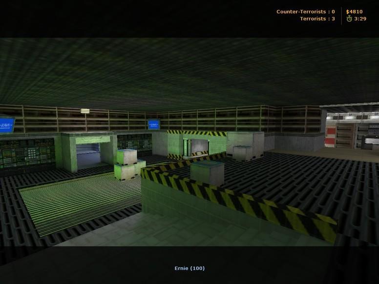 «de_labz» для CS 1.6