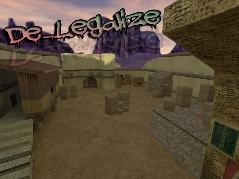 «de_legalize» для CS 1.6