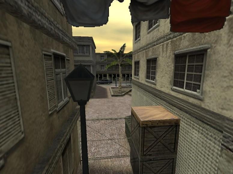 «de_lightsome» для CS 1.6