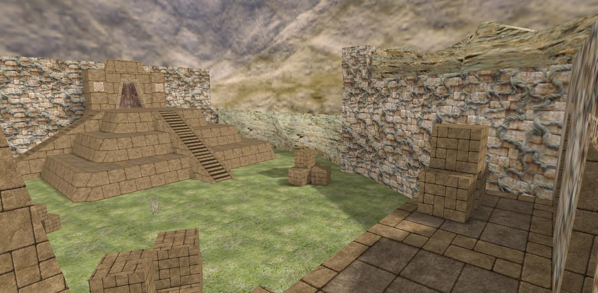 «de_maya_beta4» для CS 1.6