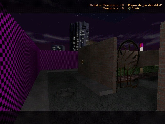 «de_mcdonalds2» для CS 1.6