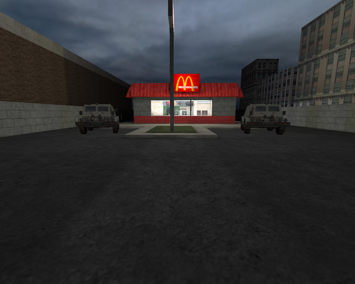 «de_mcdonalds_source» для CS 1.6