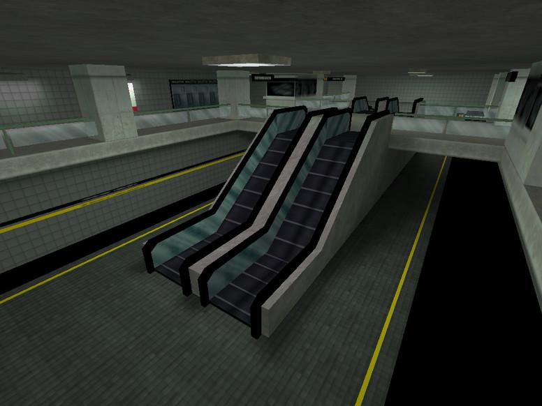 «de_metro» для CS 1.6