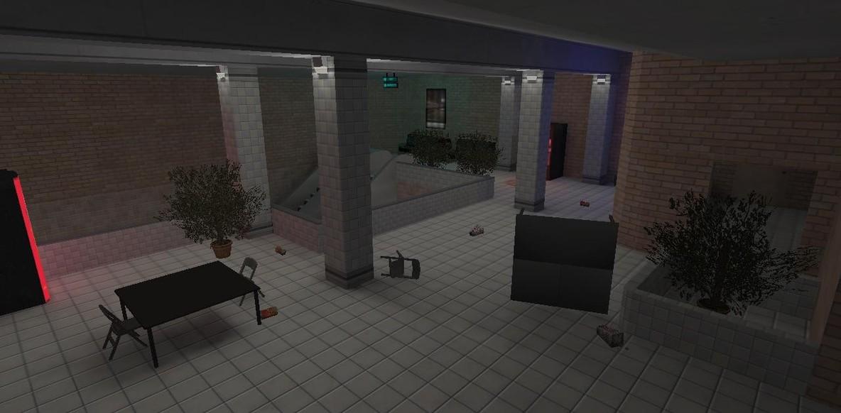 «de_metrostation» для CS 1.6