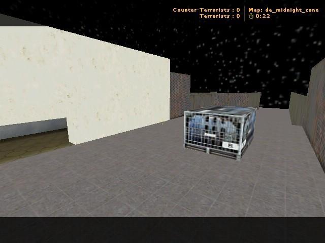 «de_midnight_zone» для CS 1.6