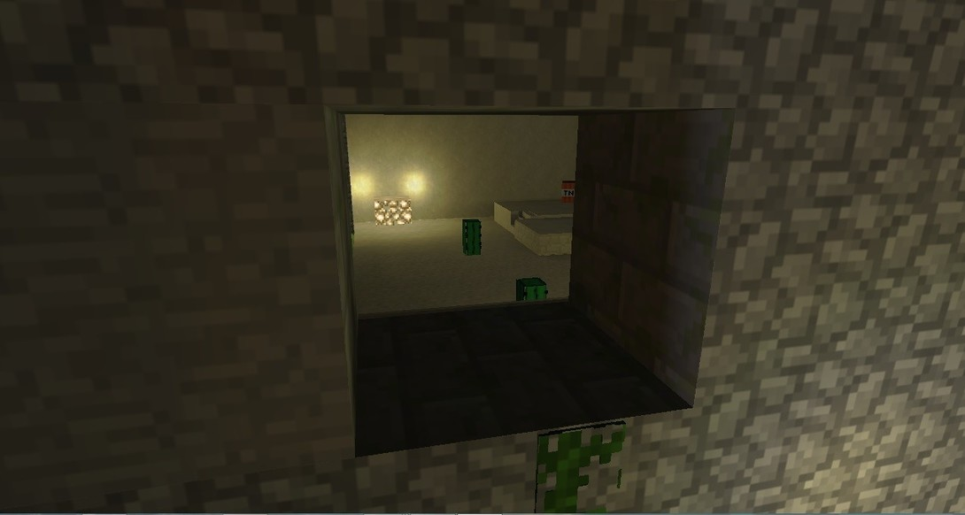 «de_minecraft_j_final» для CS 1.6