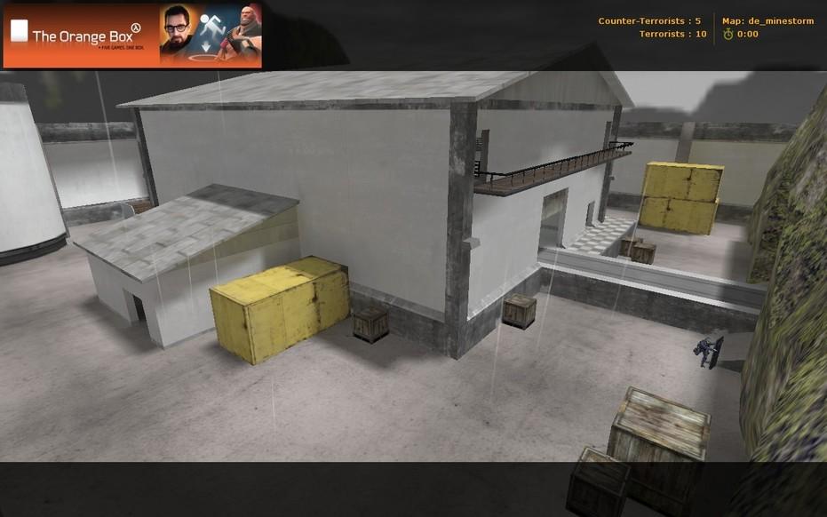 «de_minestorm» для CS 1.6