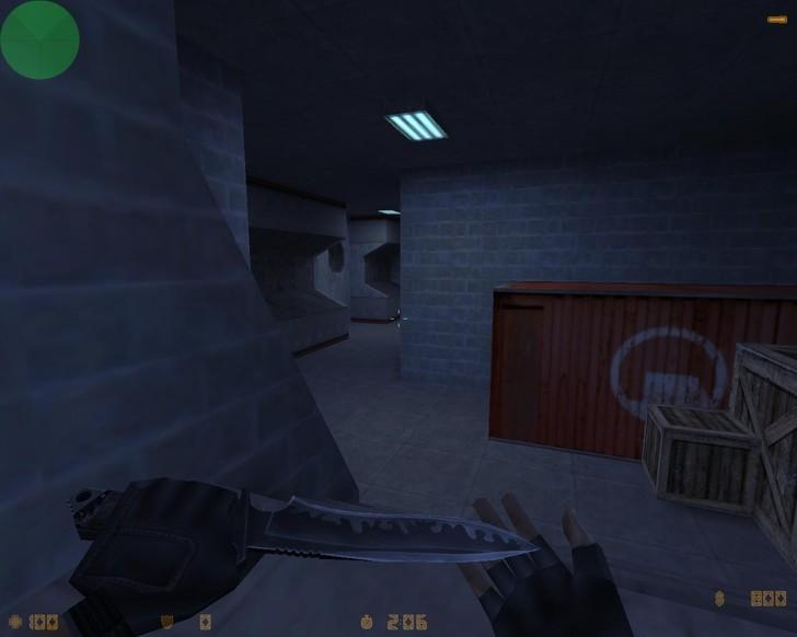 «de_mini_sewer_base» для CS 1.6