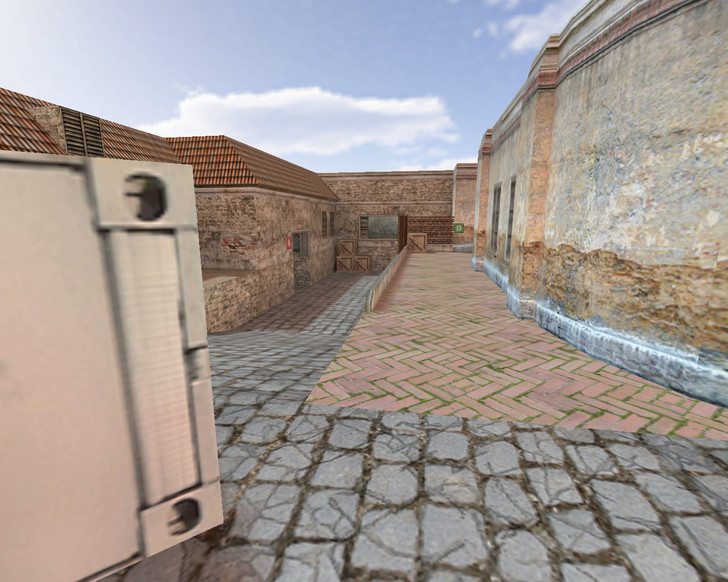 «de_mirage» для CS 1.6