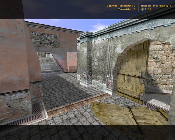 «de_mix_oldcity_b» для CS 1.6