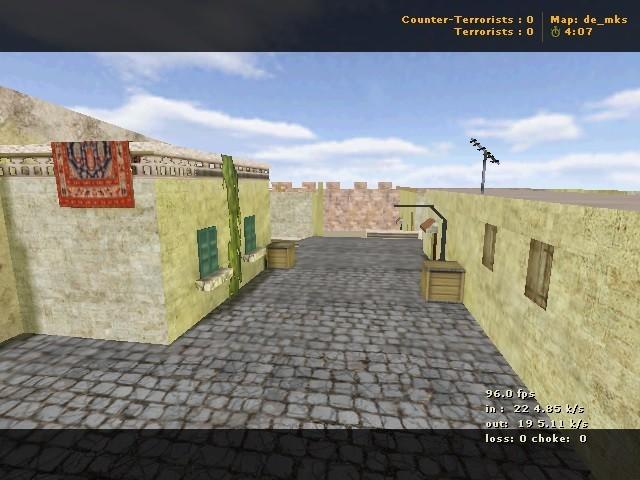«de_mks» для CS 1.6