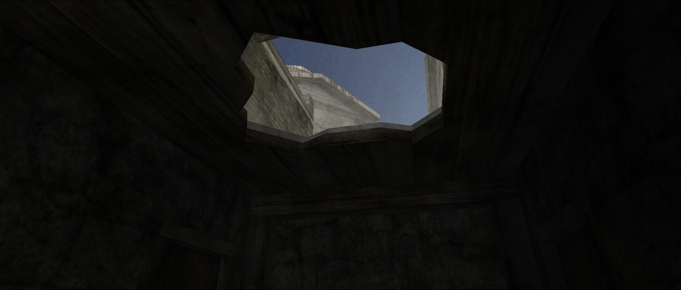 «de_monastery» для CS 1.6