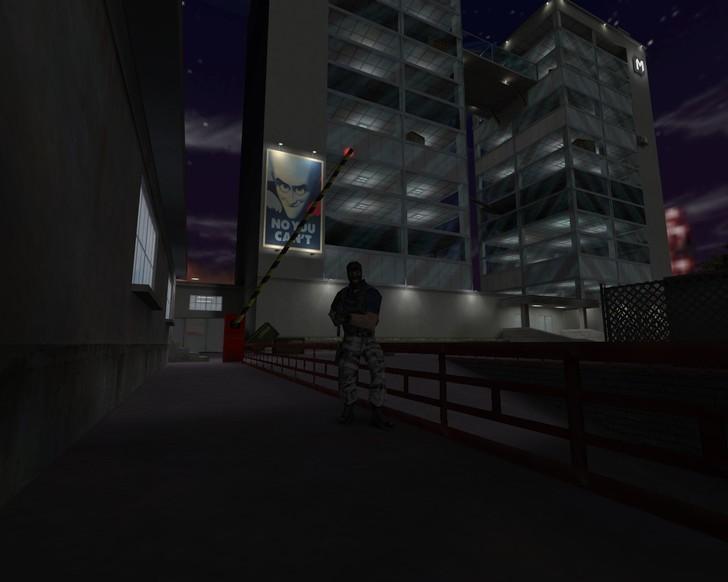 «de_monolith» для CS 1.6