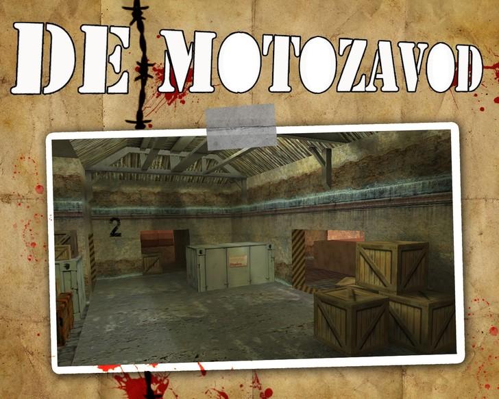 «de_motozavod» для CS 1.6