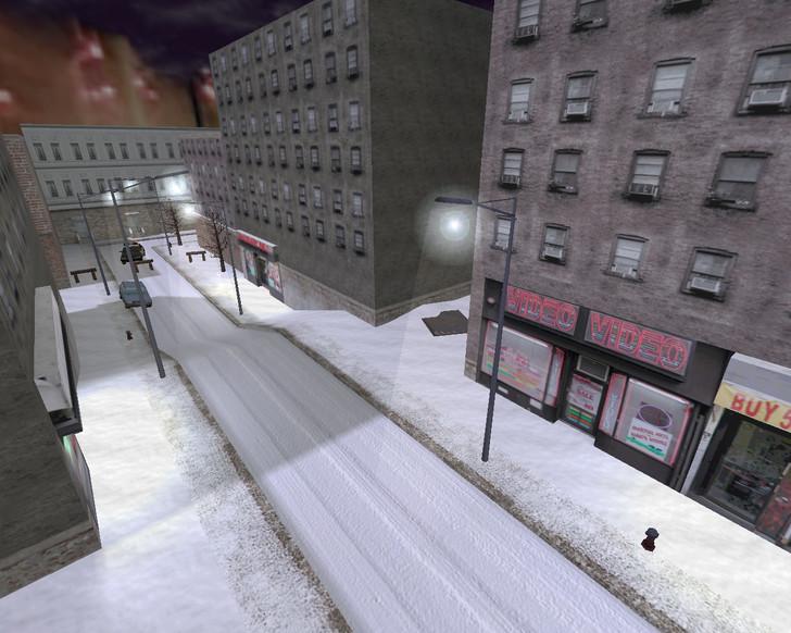 «de_newyork» для CS 1.6