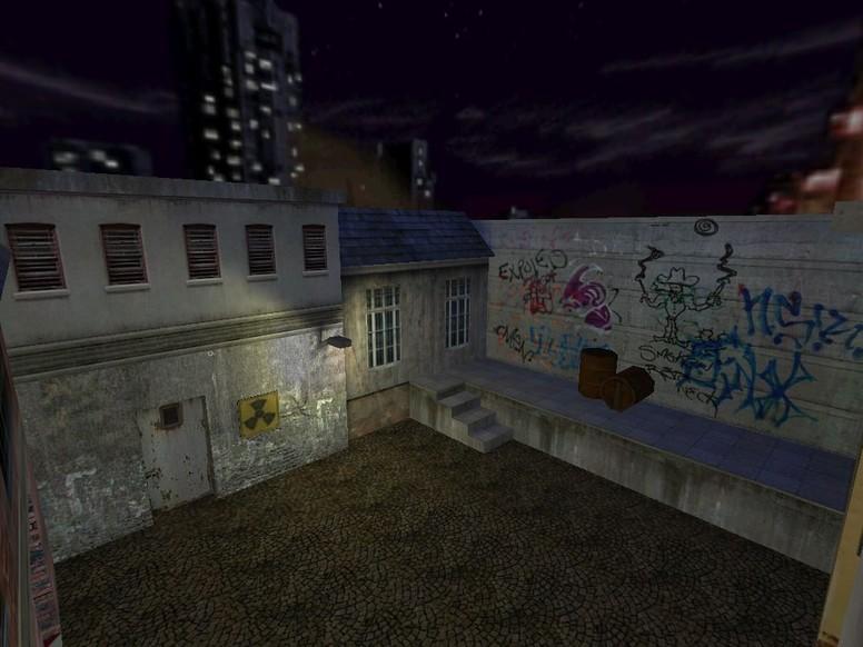 «de_nightwatch» для CS 1.6