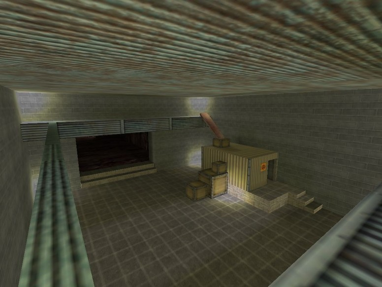 «de_nuke2» для CS 1.6