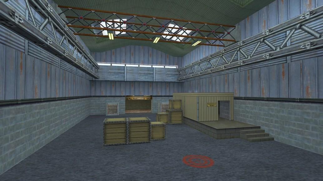 «de_nuke2x2» для CS 1.6