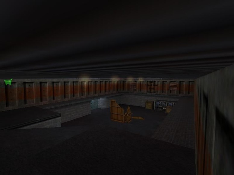 «de_nuke_underground» для CS 1.6