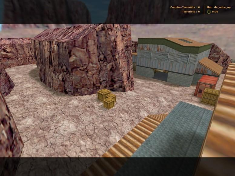 «de_nuke_up» для CS 1.6