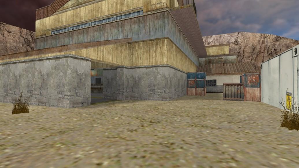 «de_nuked» для CS 1.6