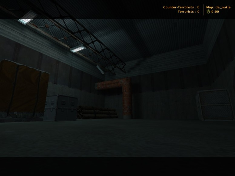 «de_nukie» для CS 1.6