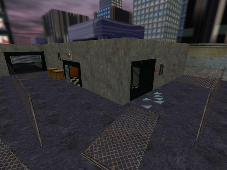 «de_nyancatmuseum» для CS 1.6