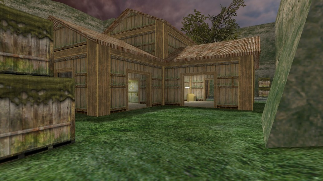 «de_oblivion» для CS 1.6