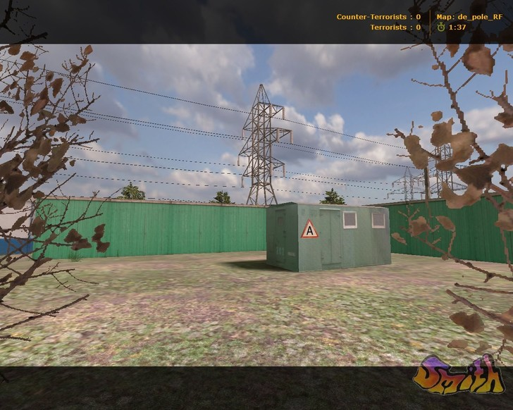 «de_pole_rf» для CS 1.6