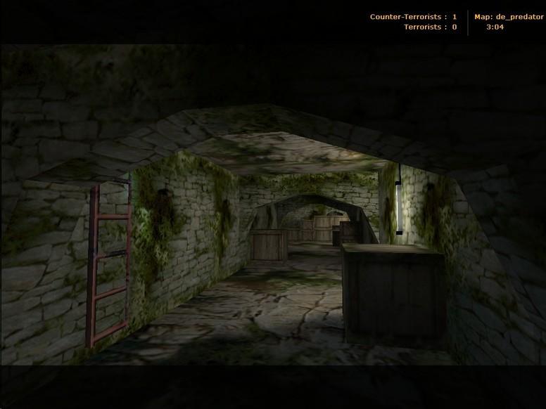 «de_predator» для CS 1.6