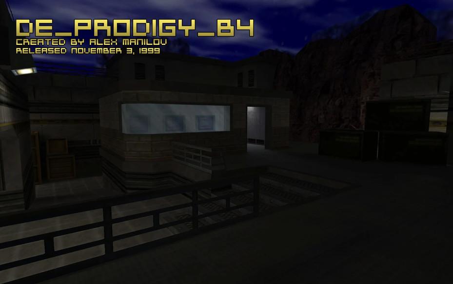«de_prodigy_b4» для CS 1.6