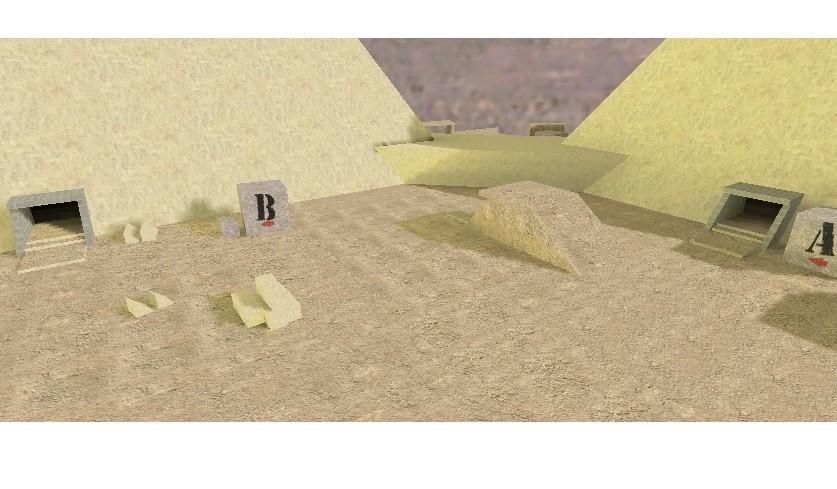 «de_pyramids_mrcx» для CS 1.6