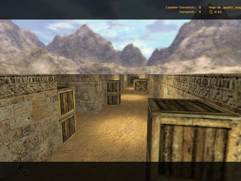 «de_quartz_map» для CS 1.6