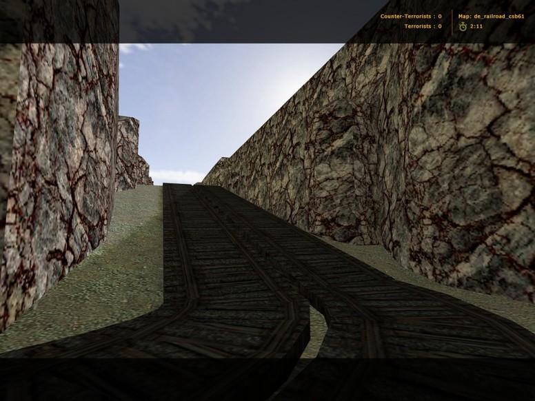 «de_railroad_csb61» для CS 1.6