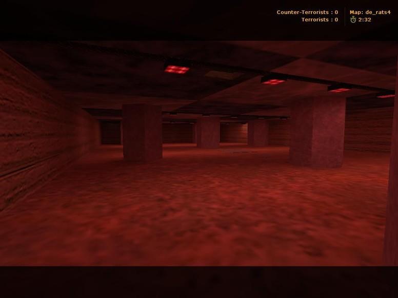 «de_rats4» для CS 1.6