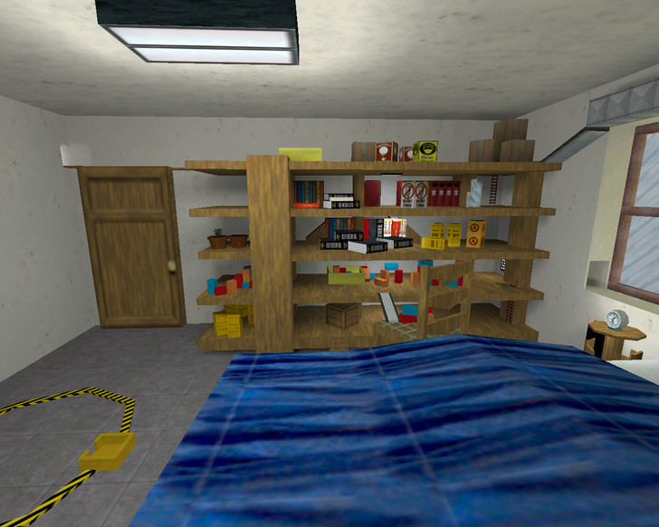 «de_rats_bedroom» для CS 1.6