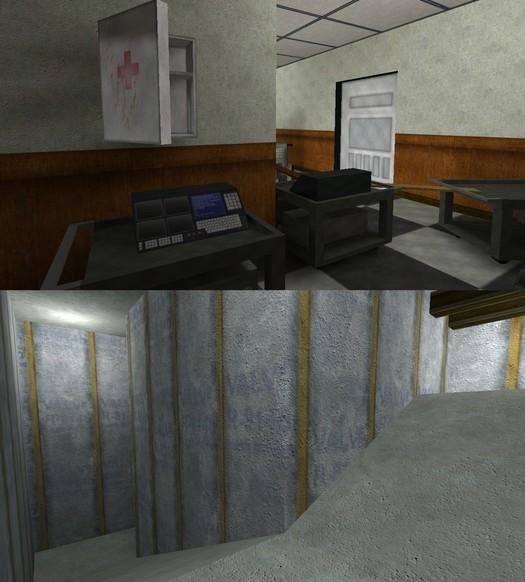 «de_rats_signal_office» для CS 1.6
