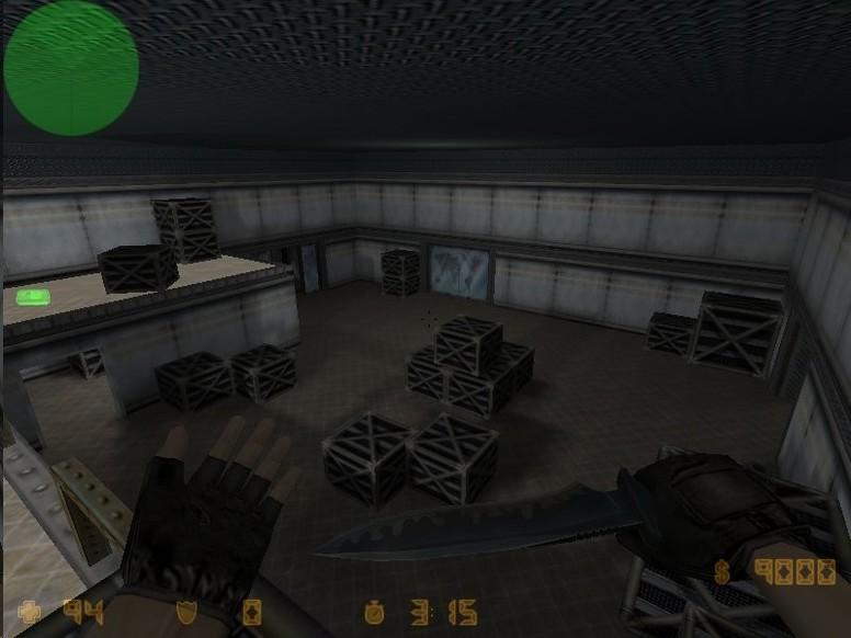 «de_red_planet» для CS 1.6