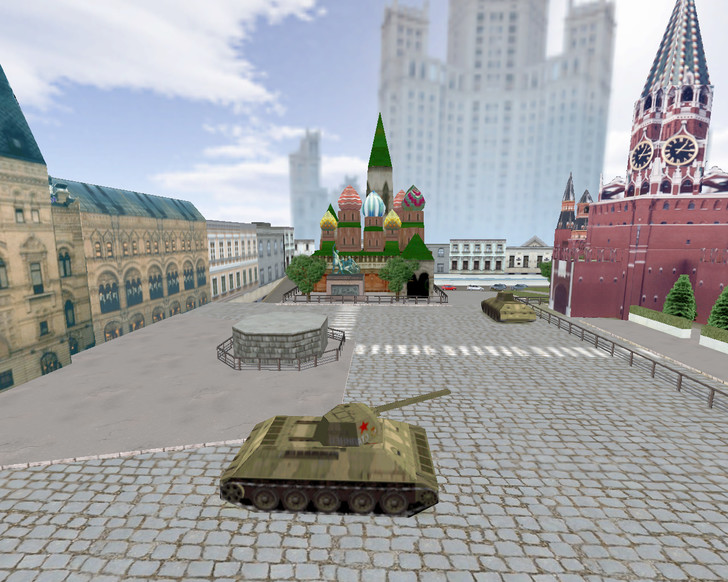 «de_red_square» для CS 1.6