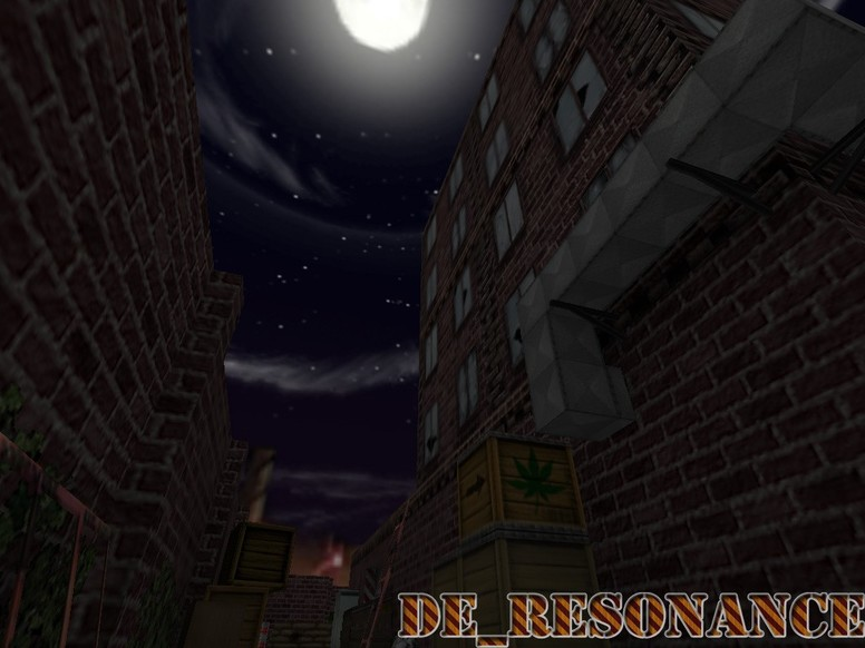 «de_resonance» для CS 1.6