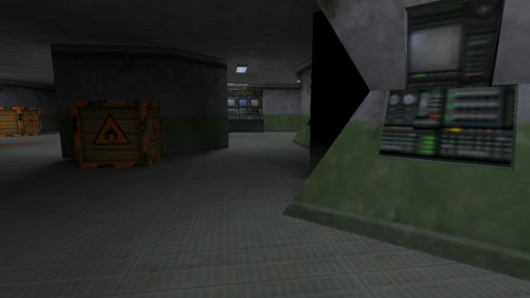 «de_rocket» для CS 1.6