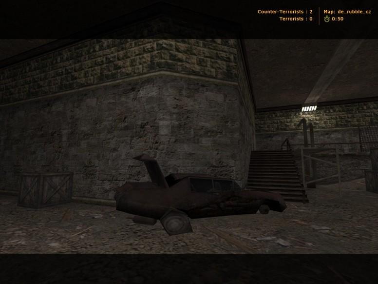 «de_rubble_cz» для CS 1.6