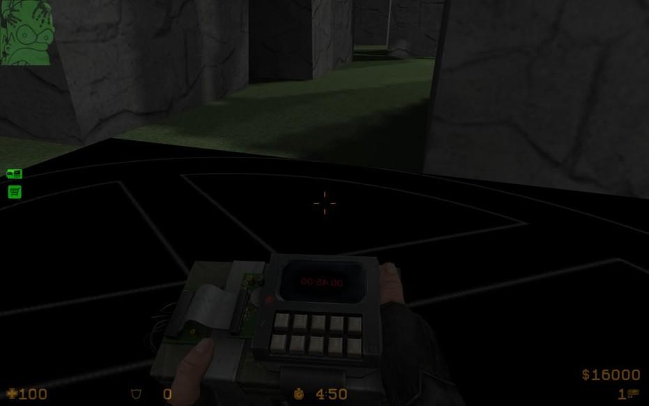 «de_ruins» для CS 1.6