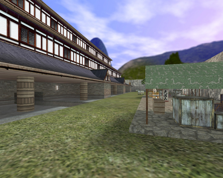 «de_samurai» для CS 1.6