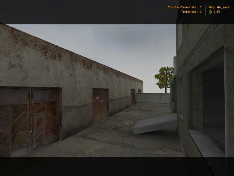 «de_sash» для CS 1.6