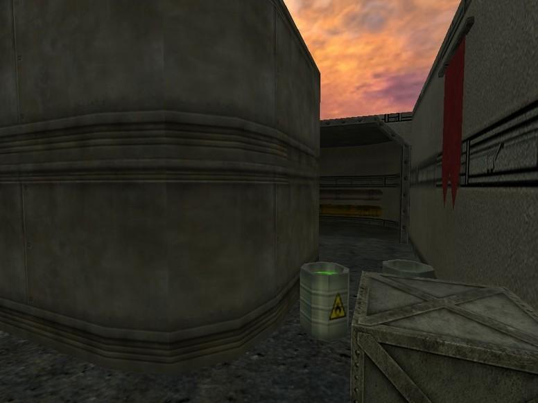 «de_sector» для CS 1.6