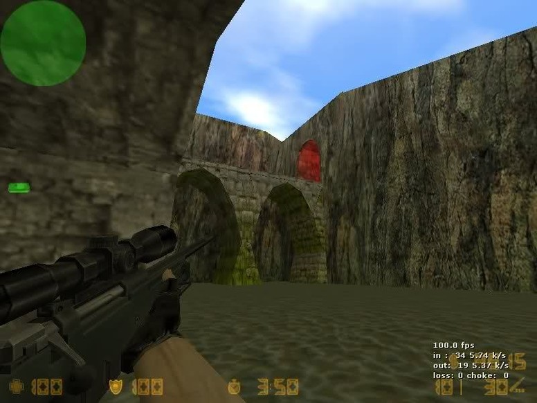 «de_selva» для CS 1.6